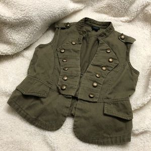 Military-Style Vest
